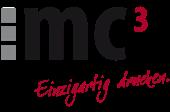 Logo mc3 Einzigartig drucken.