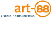 Logo art-88 Visuelle Kommunikation