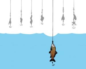 """Um den begehrten Mitarbeiter zu """"angeln"""", müssen Unternehmen die eigenen Besonderheiten herausheben."""